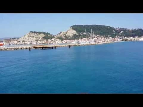 Cruise Trip in the Ionian Sea of Greece 2014