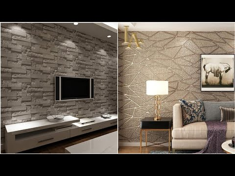 Top 100 Wallpaper ideas for living room 2021 Wall painting design ideas
