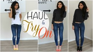 HAUL Printemps & Try On: Asos, Mango, Zara...