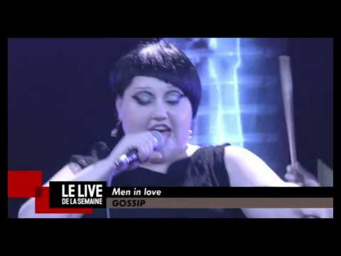 Gossip - Le Live De La Semaine 26/06/2009
