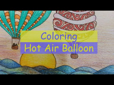 Balloon Coloring Pages Picture - Whitesbelfast | 360x480