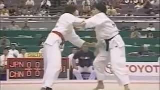 Judo 2000 Asian Championships Osaka