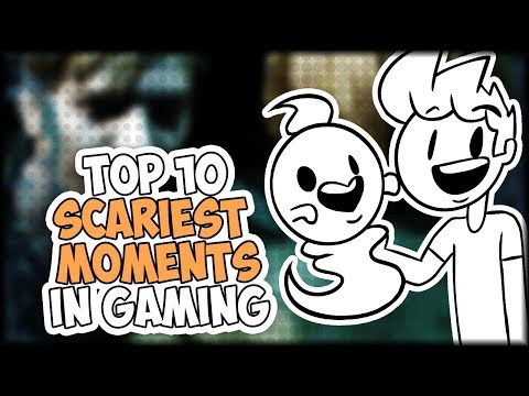 Top 10 Scariest Moments in Gaming