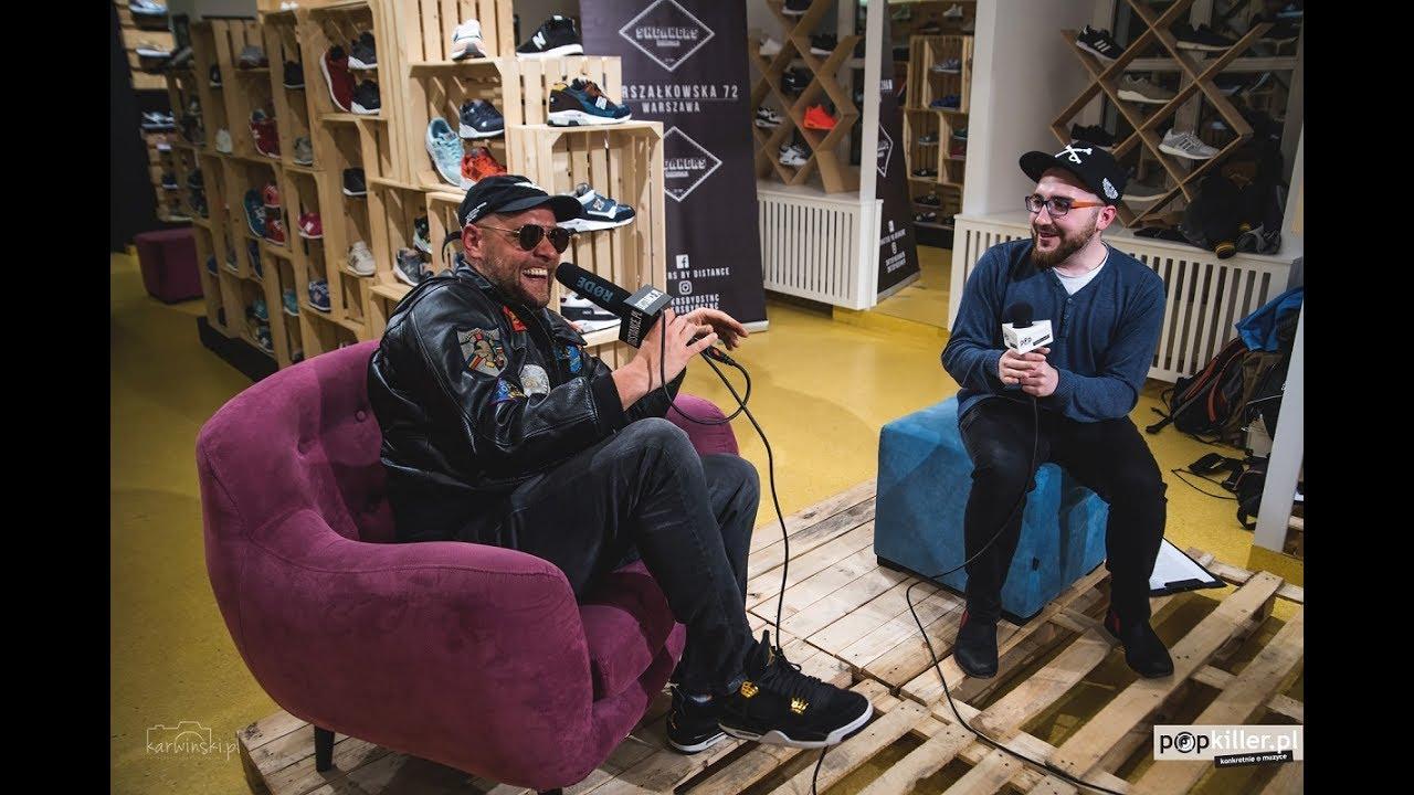 Tede – wywiad @ Spot-Talk #2 cz.3/3 (05.2017, Popkiller.pl x Distance.pl)