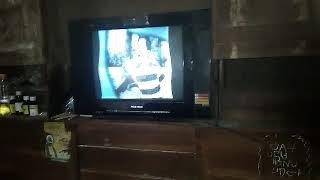 KERUSAKAN TV AGAK ANEH POLYTRON GAMBAR MENCIUT