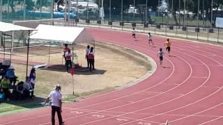 4x100m boys 10&11 yrs old skst joseph penampang
