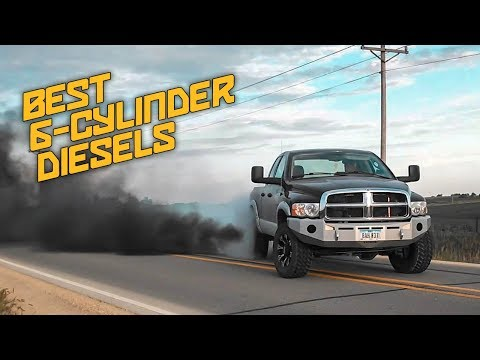 10 Of Best Sounding 6-Cylinder Diesel Engines