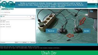 Arduino   Test Lora Ra-02 SX1278 with Arduino
