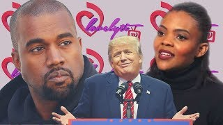 CANDACE OWENS APOLOGIZES TO KANYE WEST AFTER HE DISTANCES HIMSELF FROM HER
