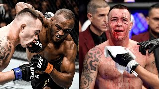 When Trash Talk Goes Wrong: Colby Covington vs. Kamaru Usman