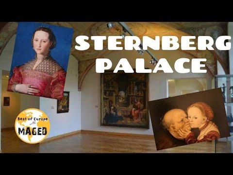 Sternberg Palace   Prague, Czech Republic   National Gallery