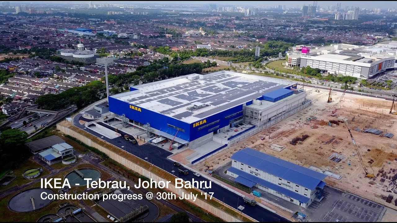 Southeast Asia S Biggest Ikea Is Now Open In Johor Here S