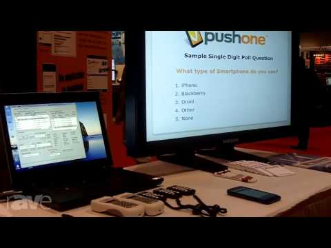 InfoComm 2013: Audience Response Highlights its Push One System