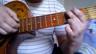 ЛЕГКАЯ КРАСИВАЯ НЕЖНАЯ(урок для НОВИЧКОВ мелодия на гитаре)