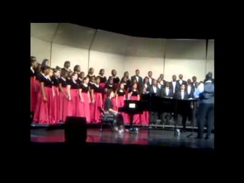 "DutchTown High School Choir ""Earth Song"""