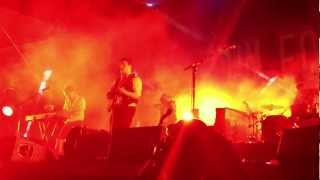 Mumford & Sons - Thistle and Weeds Bristol Stopover August 11 2012