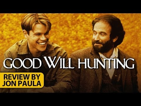Good Will Hunting -- Movie Review #JPMN