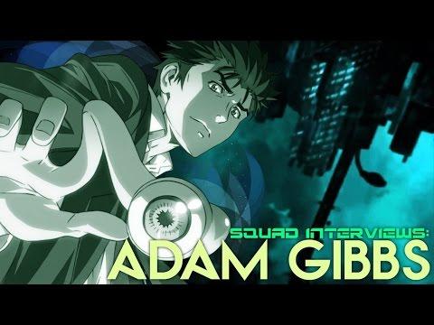 Toonami Squad : Adam Gibbs