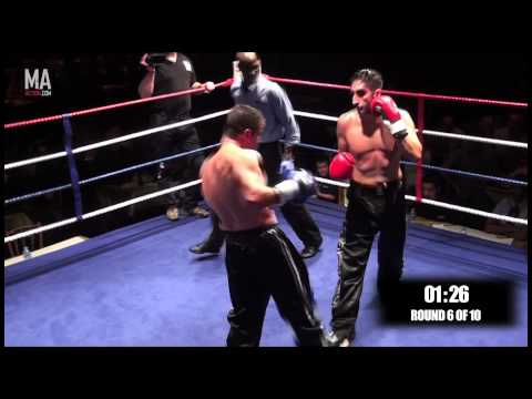 FIGHTMAX 9 - Charlie Bibby vs Mohammed Quornfeh