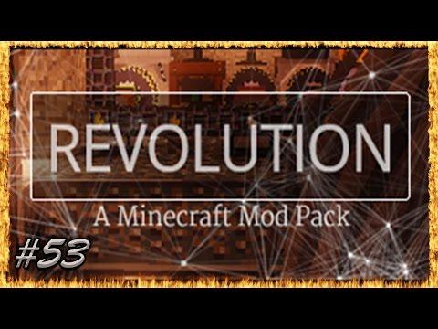 Minecraft Revolution #053 - Jet Fuel Produktion - Let´s Play   German