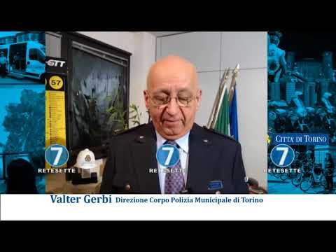 VALTER GERBI: TRAFFICO CANTIERI ED EVENTI IN CITTA'