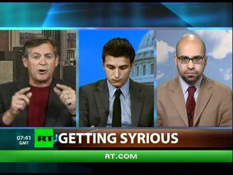 CrossTalk: Getting Syrious