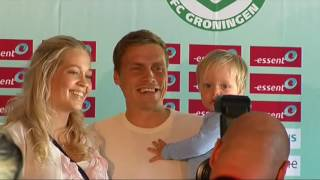 Ruben Jenssen tekent voor drie jaar in Euroborg