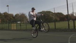 How To Perform A BMX Wheelie