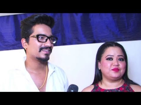 Bharti Singh And Harsh Limbachiyaa Funny Interview Together
