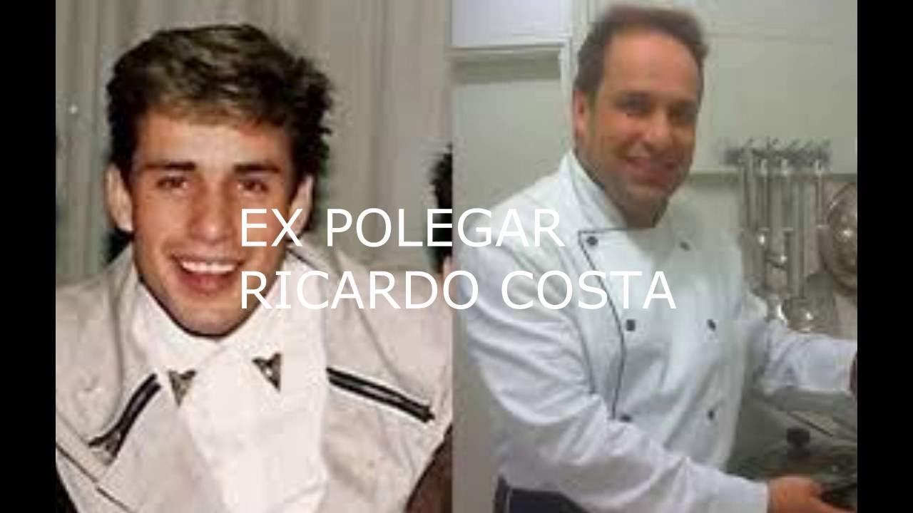 Ex polegar ricardo costa exibe o rosto com hematomas ele for Ricardo costa