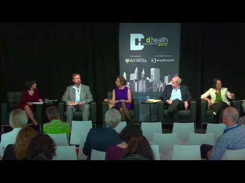d.health 2017 Panel Discussion: Aging Priorities for the New Administration
