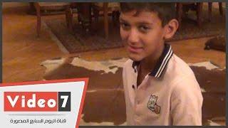 بالفيديو..اصغر عازف بيانو مصرى يوجه رسالة للموسيقار