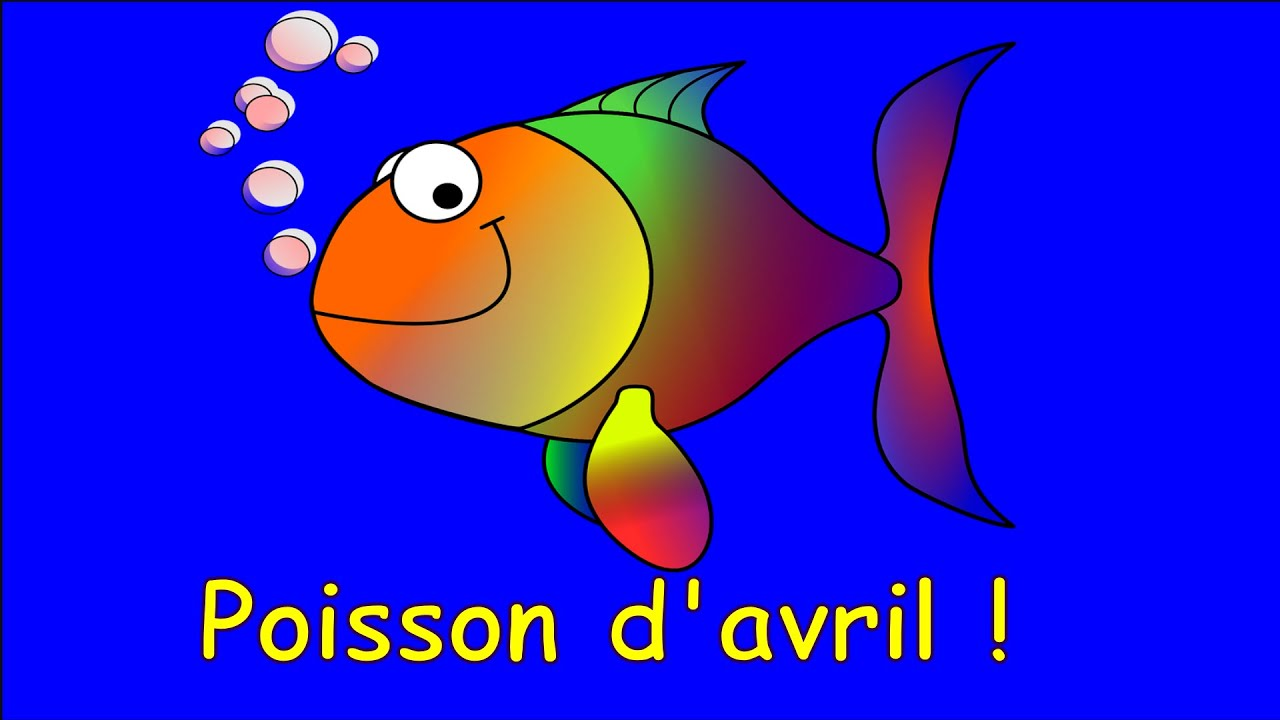 Poisson d 39 avril youtube - Poisson d avril images gratuites ...
