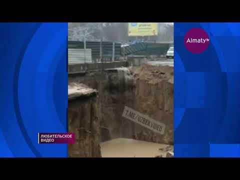Трагедия произошла при строительстве метро в Ташкенте (19.12.19)