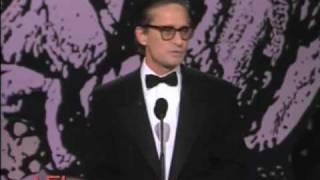 Michael Douglas Hosts AFI Tribute To Kirk Douglas