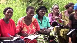 Damerna i Lwanjaba