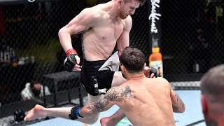 Every Flying Knee Finish in UFC History
