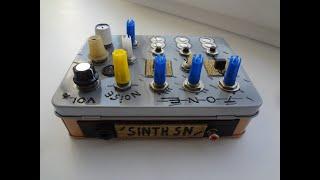 SINTH-SN (самодельный звуковой синт)