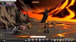 aq worlds set me on fire quest