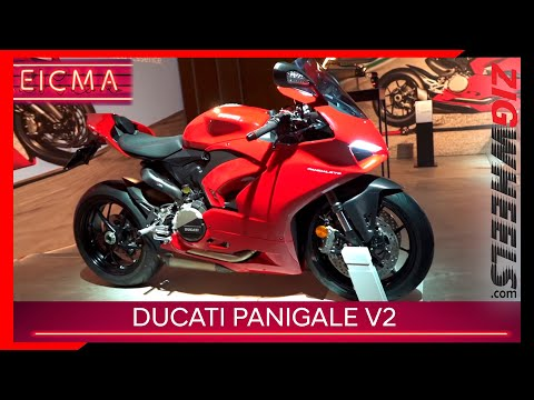 Ducati Panigale V2 | The 959 Is Back & Better | EICMA 2019