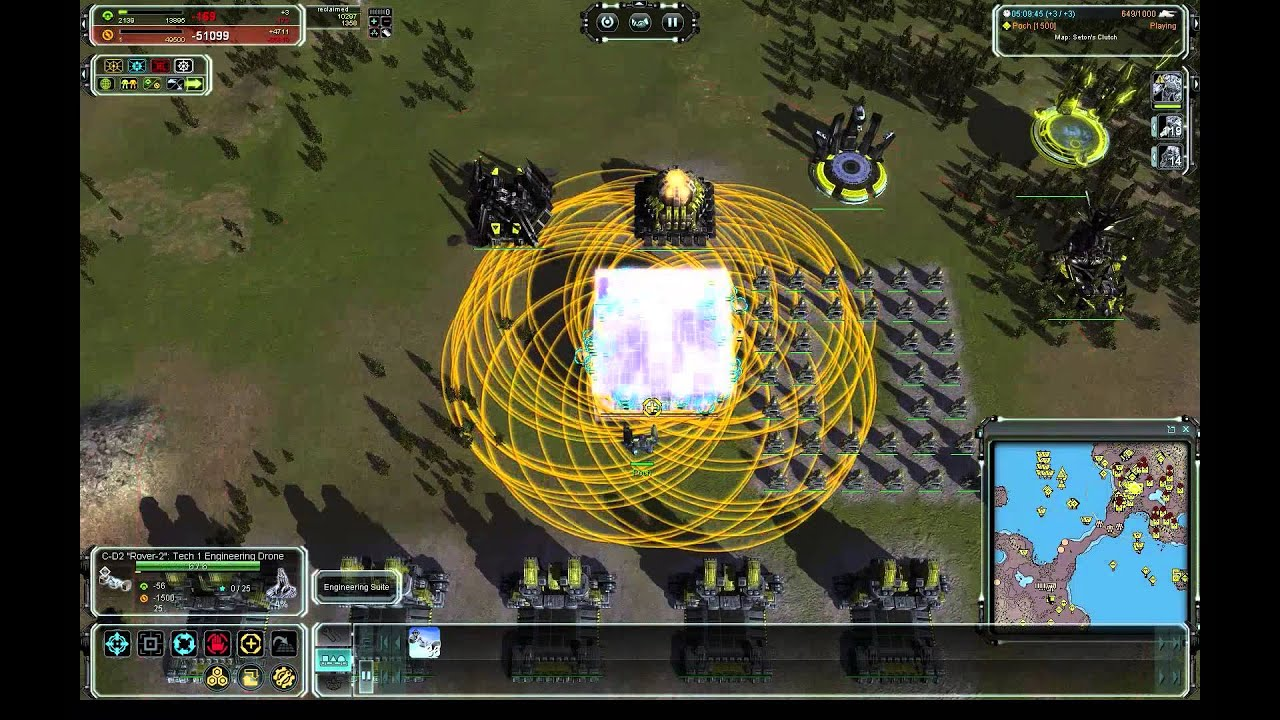 Tuto #5 : Les transports - TUTORIAL SUPREME COMMANDER FORGED ...