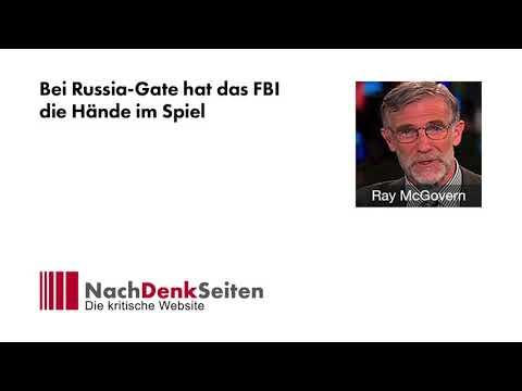 Bei Russia-Gate hat das FBI die Hände im Spiel | Ray McGovern | Memo | FISA Skandal