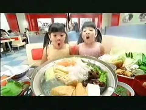MK สุกี้ เด็กไทยกินผัก
