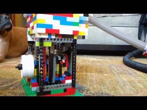 Lego Vacuum Engine (Large Displacement)
