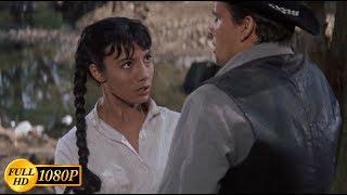 Чико находит в лесу девушку. Великолепная семерка (1960).