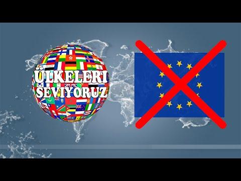 Avrupa Birliğinden Çıkmak İsteyen Ülkeler
