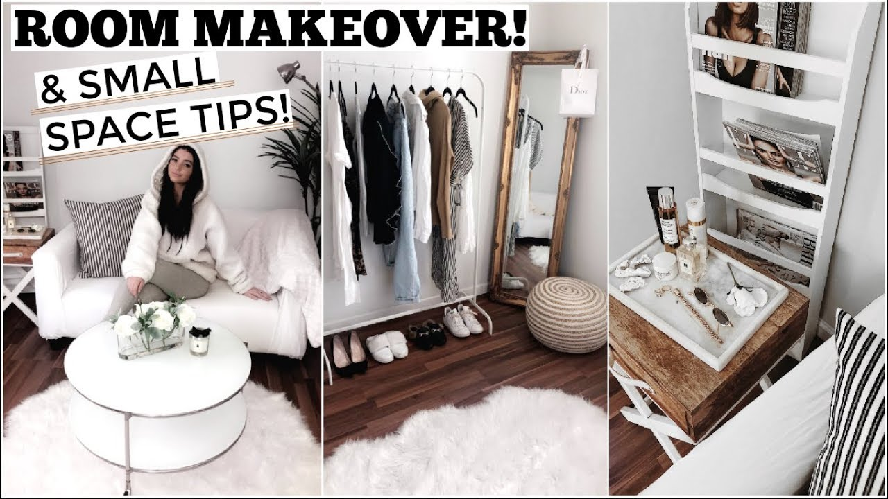 room makeover aesthetic tips room tour youtube 18934 | maxresdefault