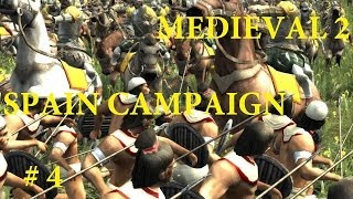 Ep4 Spain Medieval 2 Campaign Joining The Crusade & Landing In Jerusalem