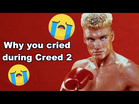 Why Creed 2 Made You Cry