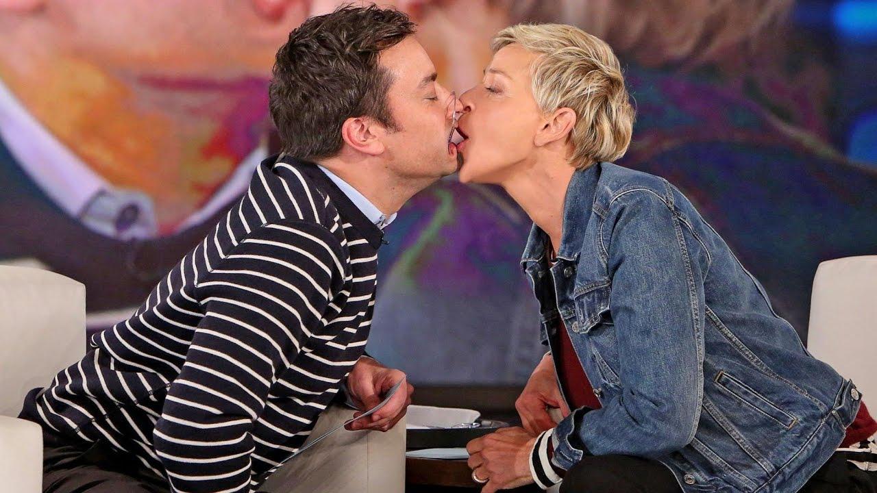 Ellen Show | Jimmy Fallon Plays Speak Out